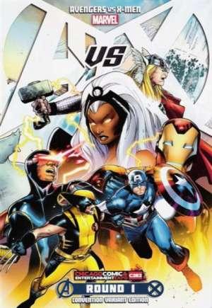 Avengers vs. X-Men (2012)#1Q