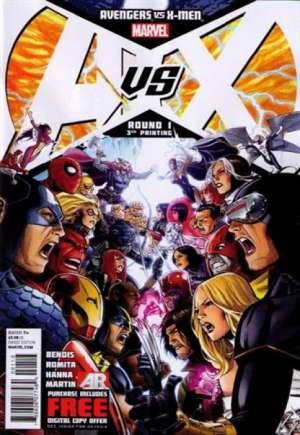 Avengers vs. X-Men (2012)#1R