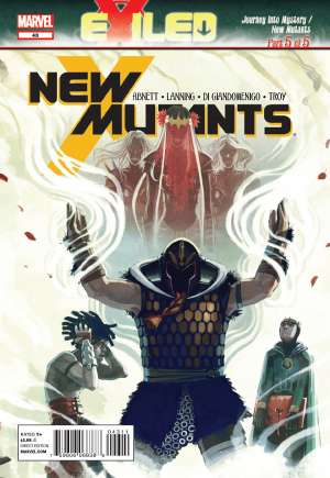 New Mutants (2009-2012)#43