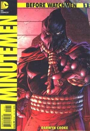 Before Watchmen: Minutemen#1C