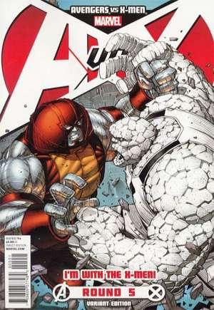 Avengers vs. X-Men (2012)#5C