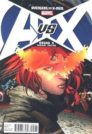 Avengers vs. X-Men (2012)#5E
