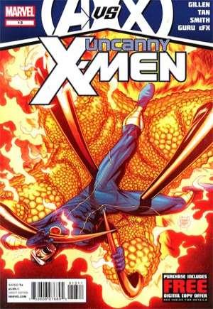 Uncanny X-Men (2011-2012)#13