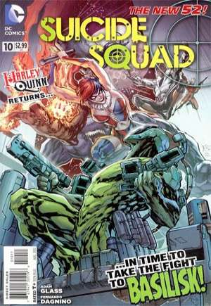 Suicide Squad (2011-2014)#10