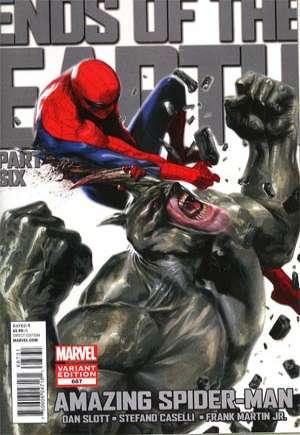 Amazing Spider-Man (1999-2014)#687B