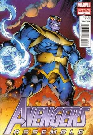 Avengers Assemble (2012-2014)#3B