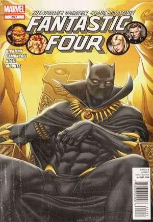 Fantastic Four (2012)#607A