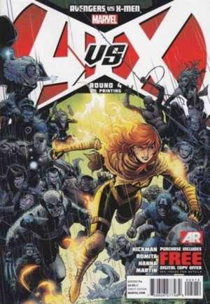 Avengers vs. X-Men (2012)#4G