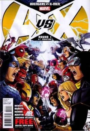 Avengers vs. X-Men (2012)#1S