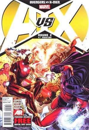 Avengers vs. X-Men (2012)#2J