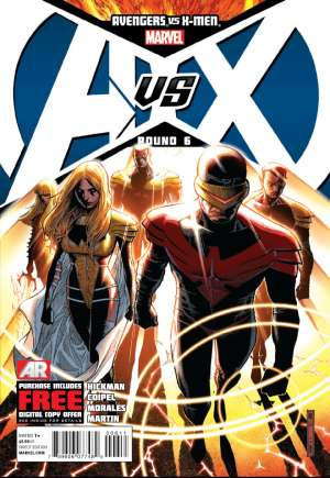 Avengers vs. X-Men (2012)#6A