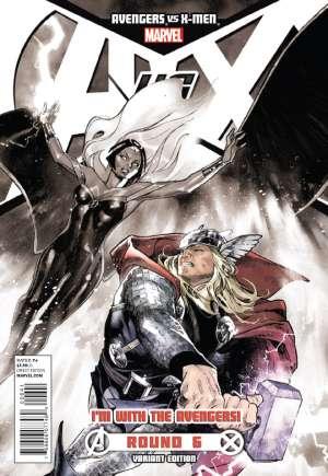 Avengers vs. X-Men (2012)#6B