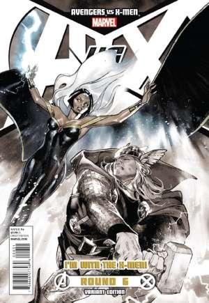 Avengers vs. X-Men (2012)#6C