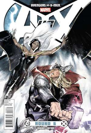 Avengers vs. X-Men (2012)#6D
