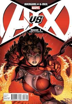 Avengers vs. X-Men (2012)#6E