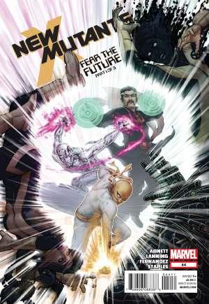 New Mutants (2009-2012)#44A