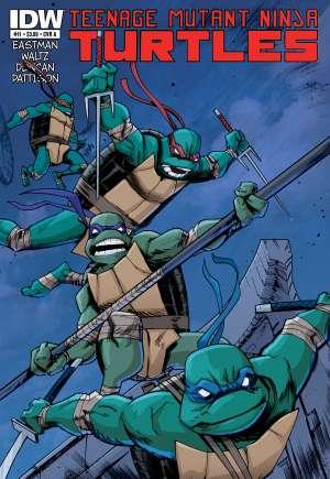 Teenage Mutant Ninja Turtles (2011-Present)#11A