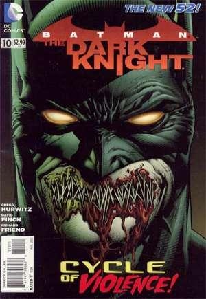 Batman: The Dark Knight (2011-2014)#10A