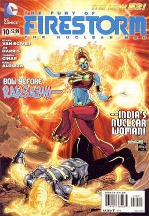 Fury of Firestorm: The Nuclear Men (2011-2013)#10