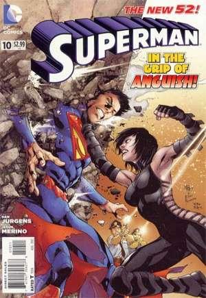 Superman (2011-2016) #10A
