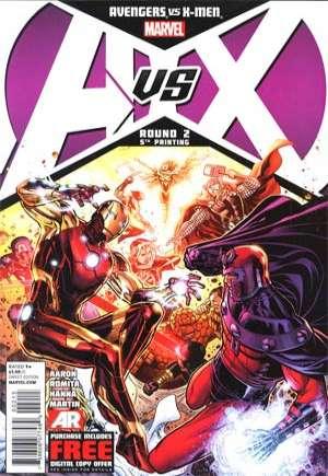 Avengers vs. X-Men (2012)#2K