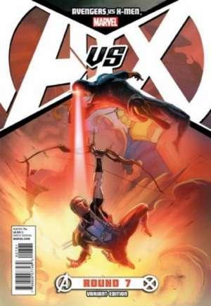 Avengers vs. X-Men (2012)#7D
