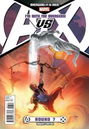 Avengers vs. X-Men (2012)#7B