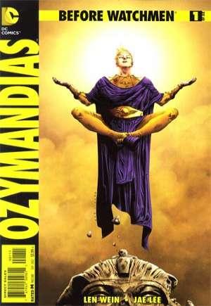 Before Watchmen: Ozymandias#1A
