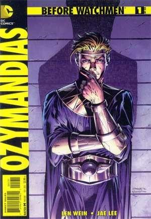 Before Watchmen: Ozymandias#1C