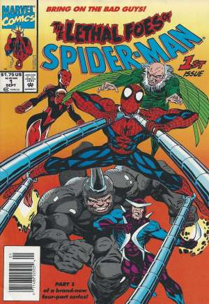 Lethal Foes of Spider-Man (1993)#1A