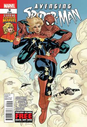 Avenging Spider-Man (2012-2013)#9A