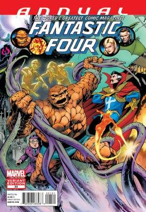 Fantastic Four (2012)#Annual 33B