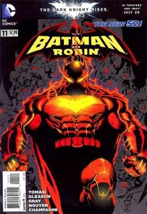 Batman and Robin (2011-2015)#11A