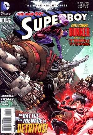 Superboy (2011-2014)#11