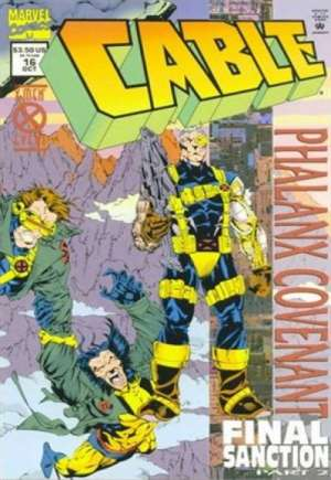 Cable (1993-2002) #16A