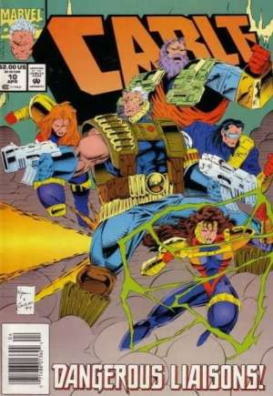 Cable (1993-2002)#10A