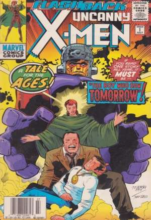 Uncanny X-Men (1963-2011)#-1A