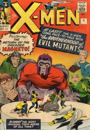 Uncanny X-Men (1963-2011)#4B