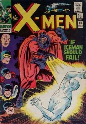 Uncanny X-Men (1963-2011)#18B