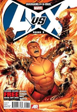Avengers vs. X-Men (2012)#8A