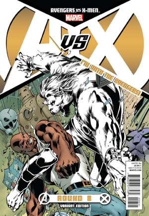 Avengers vs. X-Men (2012)#8D