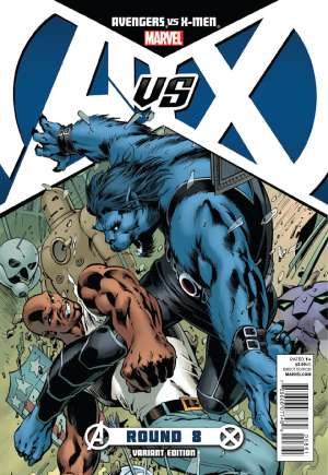 Avengers vs. X-Men (2012)#8F