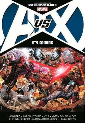Avengers vs. X-Men: It's Coming (2012)#TP