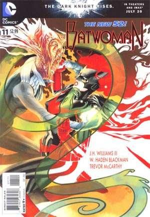 Batwoman (2011-2015)#11A