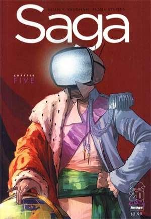 Saga (2012-2018)#5A