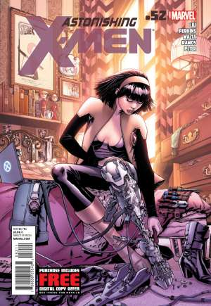 Astonishing X-Men (2004-2013) #52