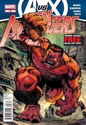 Avengers (2010-2012)#28