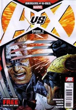 Avengers vs. X-Men (2012)#3H