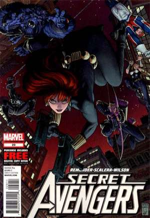 Secret Avengers (2010-2013)#29