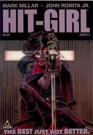 Hit-Girl (2012-2013)#2A